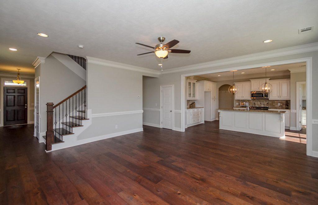 open floor plans, kitchens for entertaining, augusta floor plans, home for sale