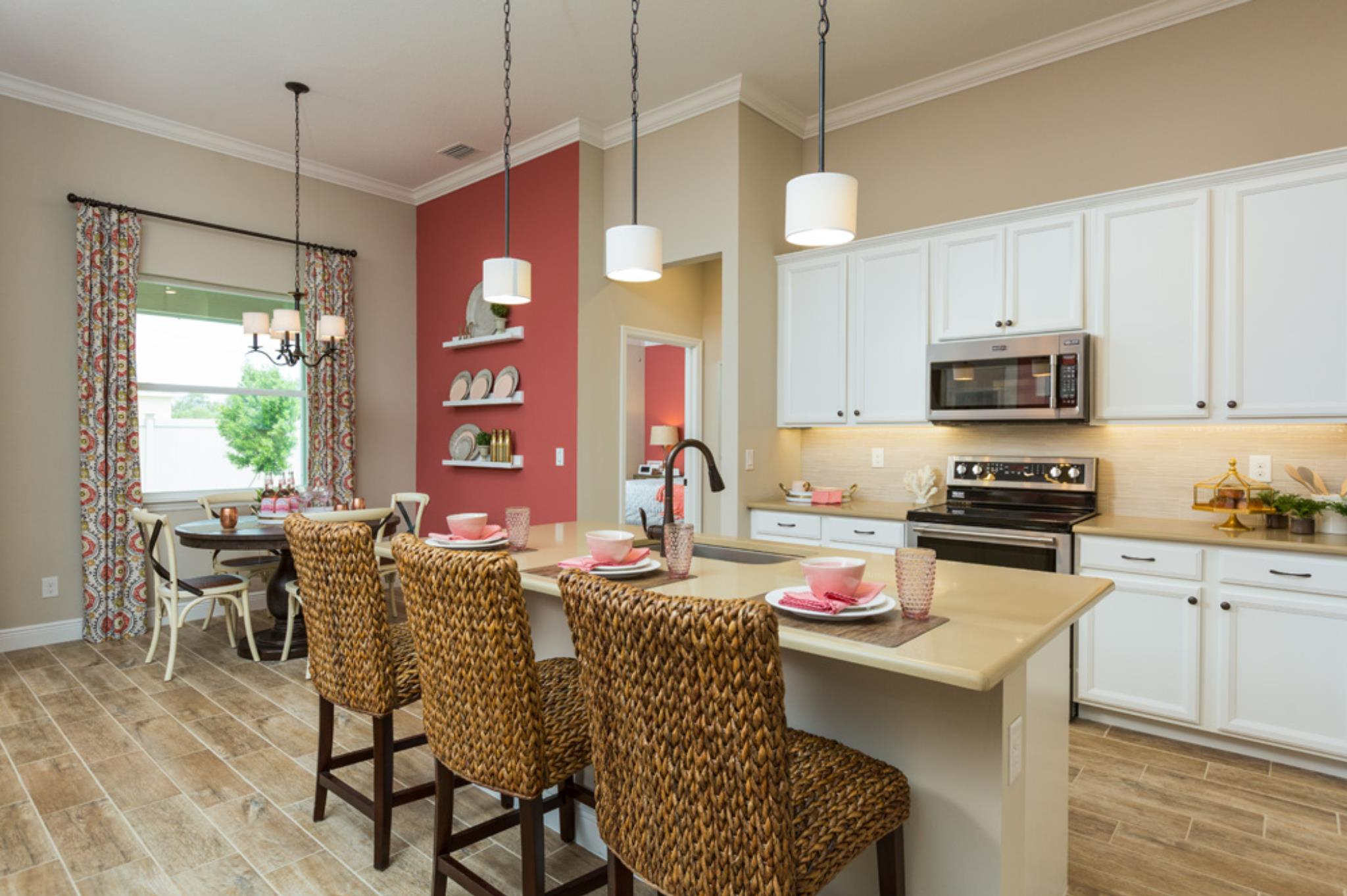 Holiday Builders Floor Plans: The Charleston A Floor Plan In Port St Lucie