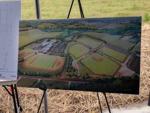 Entire Future School + Sporting Complex for Ridgefield Grades 5-8