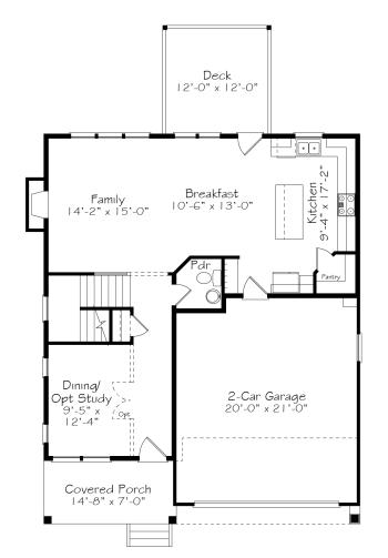 Charm A - 1st Floor