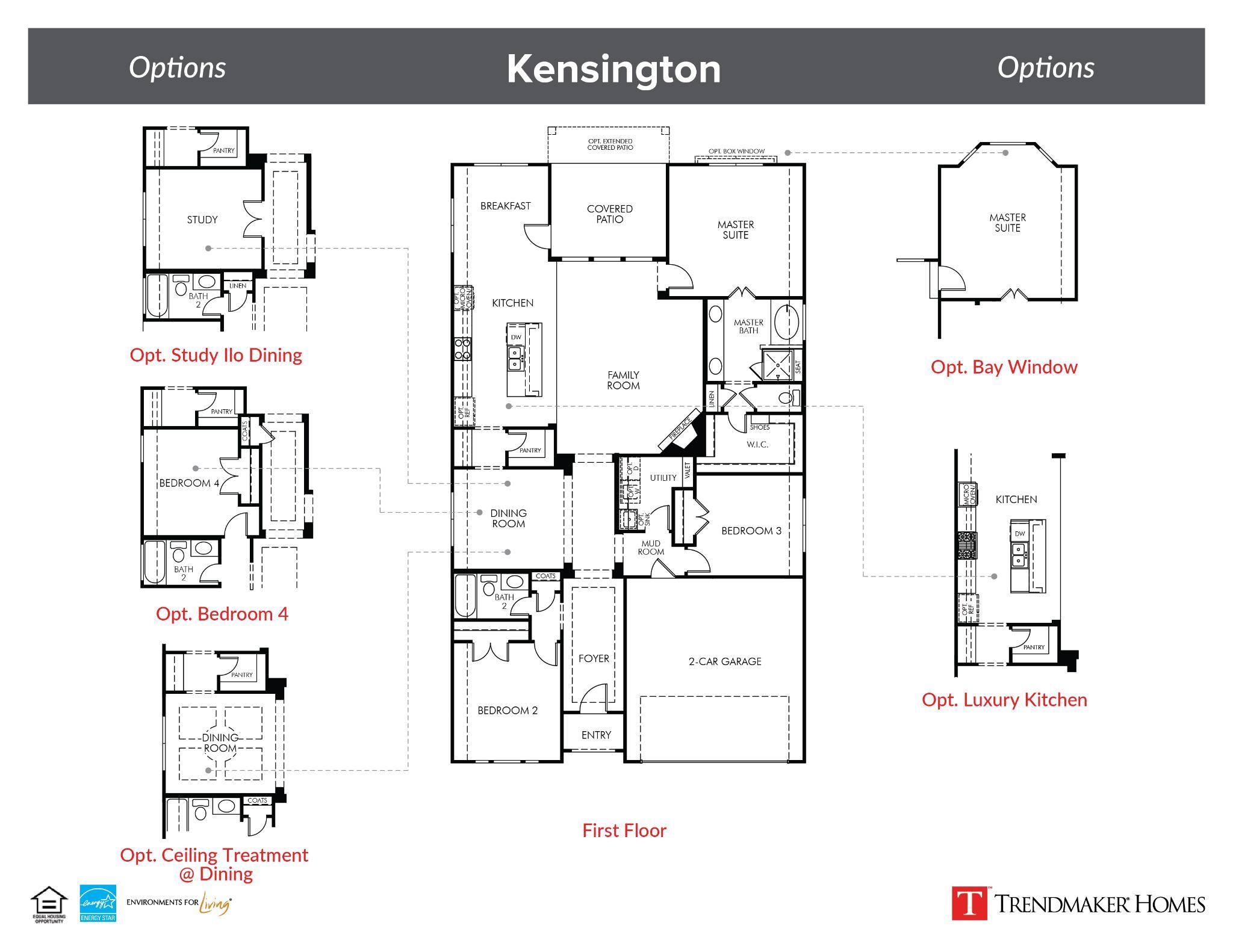 Kensington - Ventana