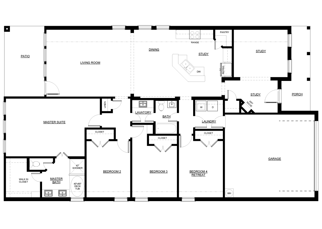 Havasu Floor plan