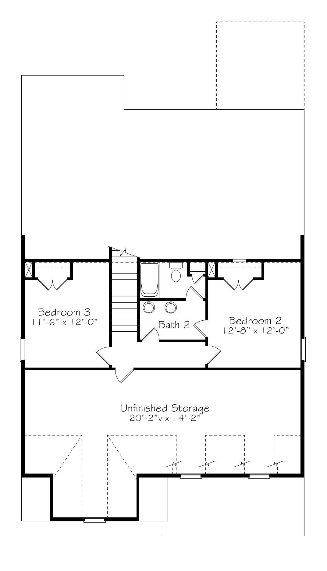 Beau Second Floor