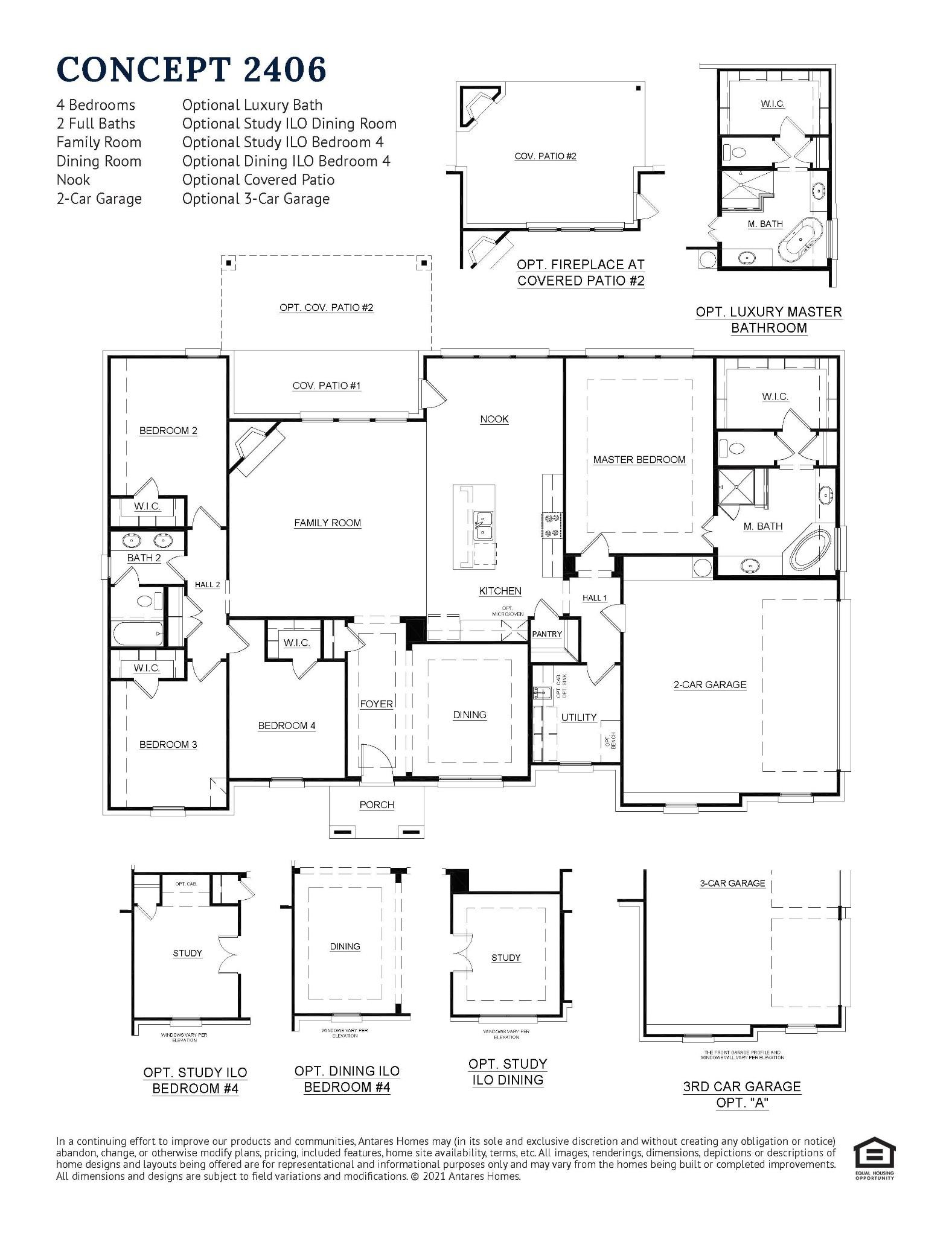 Floorplan 2406