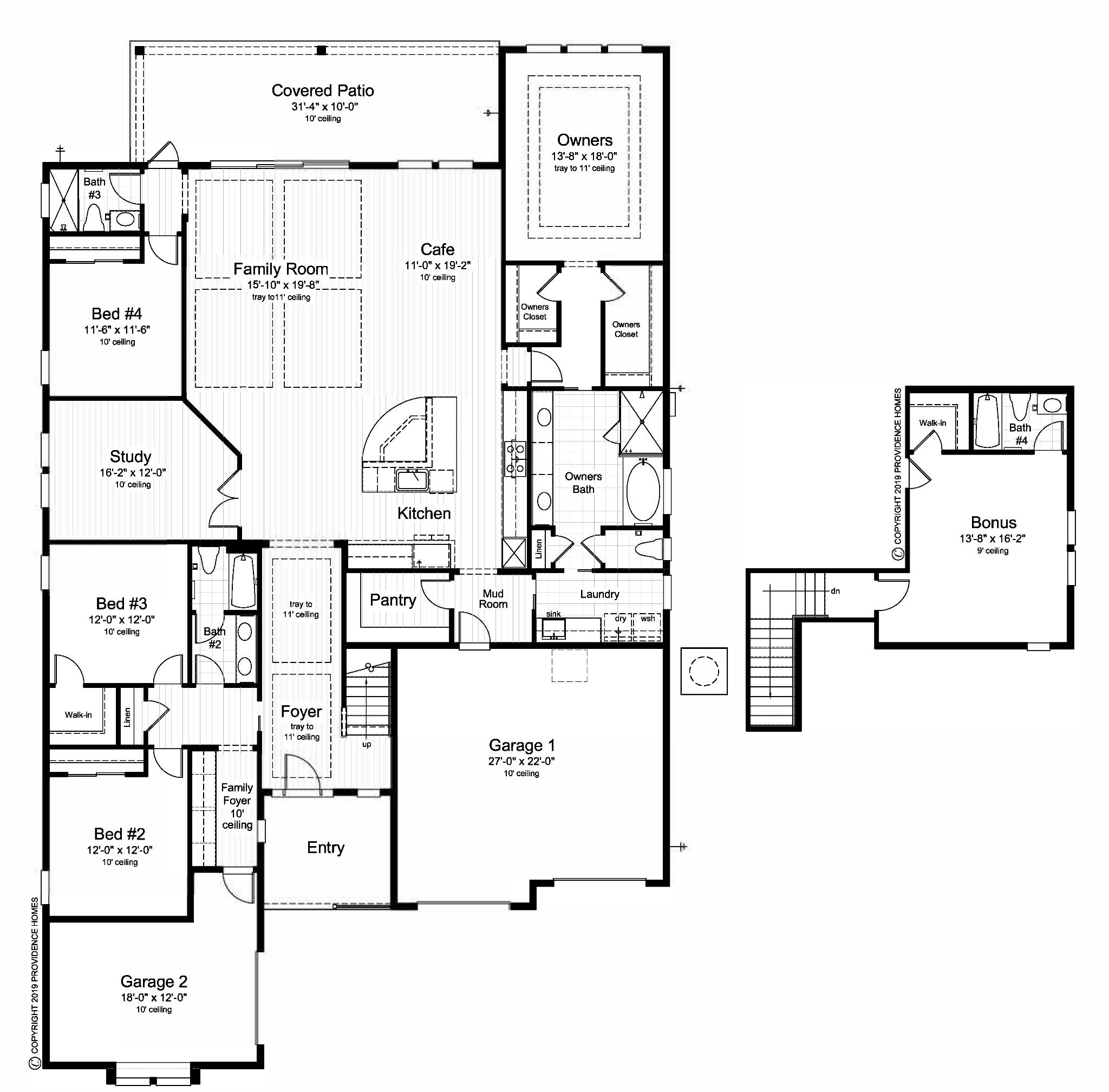 CO140 Floorplan