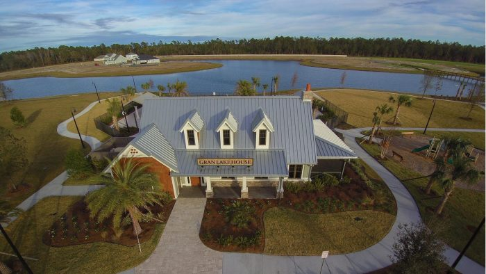 Gran Lake Clubhouse