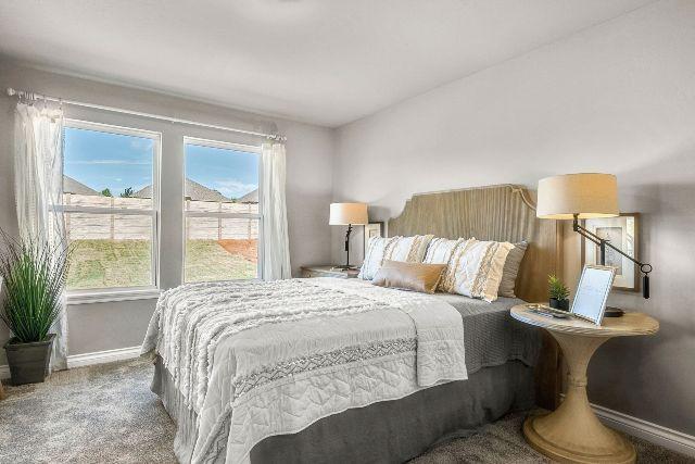 Dawson Master Bedroom Neutral Colors