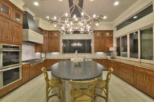 Stunning custom kitchen in Vintage Oaks community