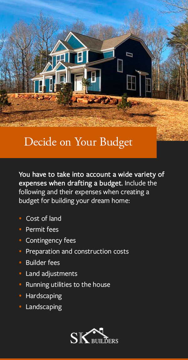 Decide on Your Budget