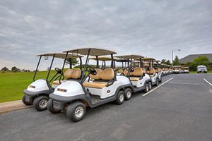 New homes in Moore OK in a golf course community