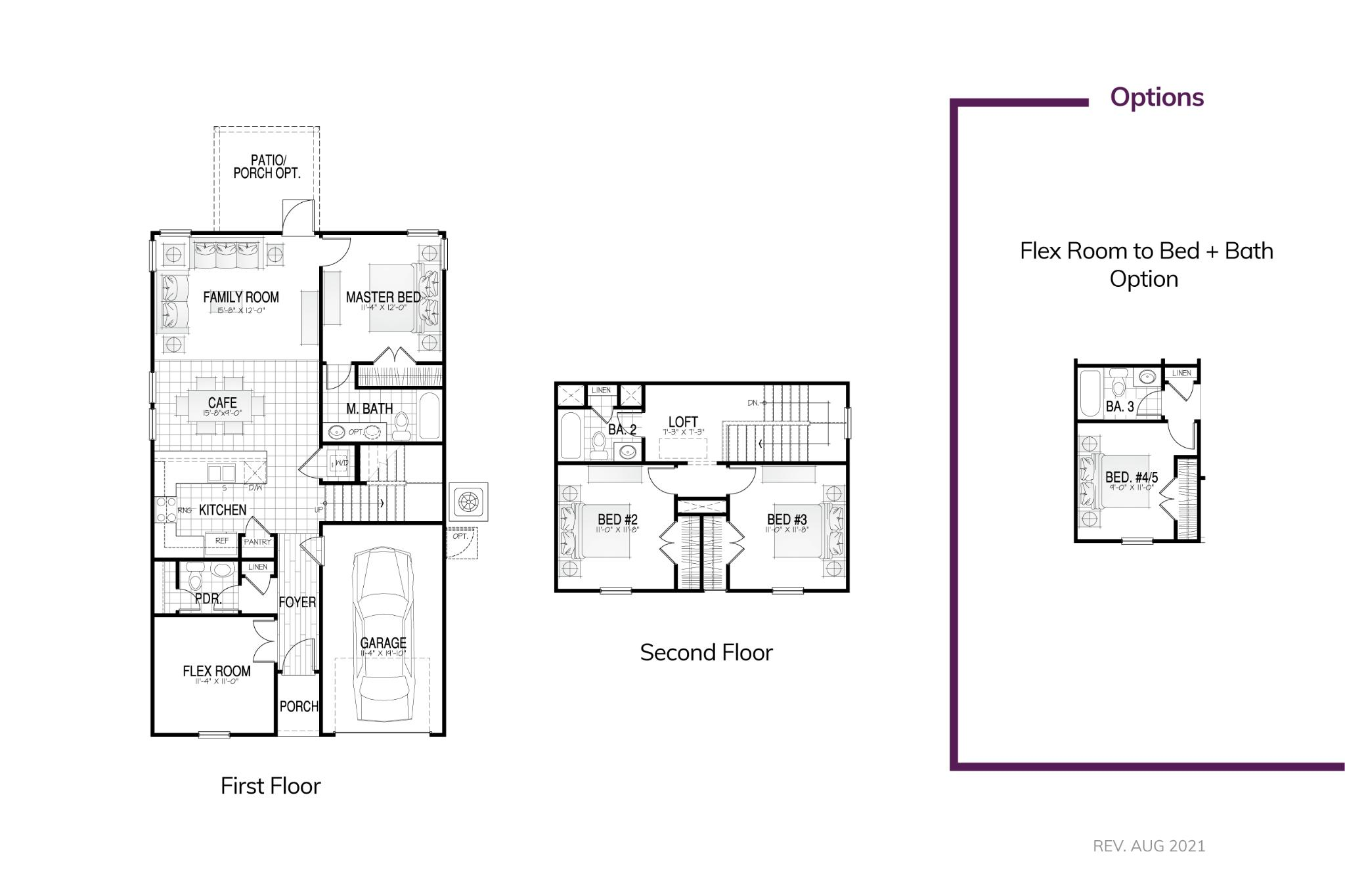 Adger Floor Plan