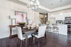 Single Level Living TImely and Lasting Features Cornerstone Homes