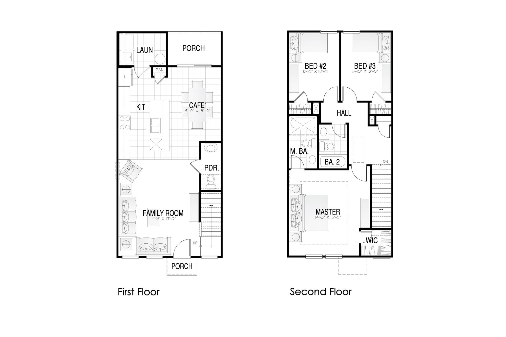 Magnolia II Floorplan