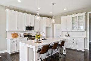 inspired homes fairfield kitchen