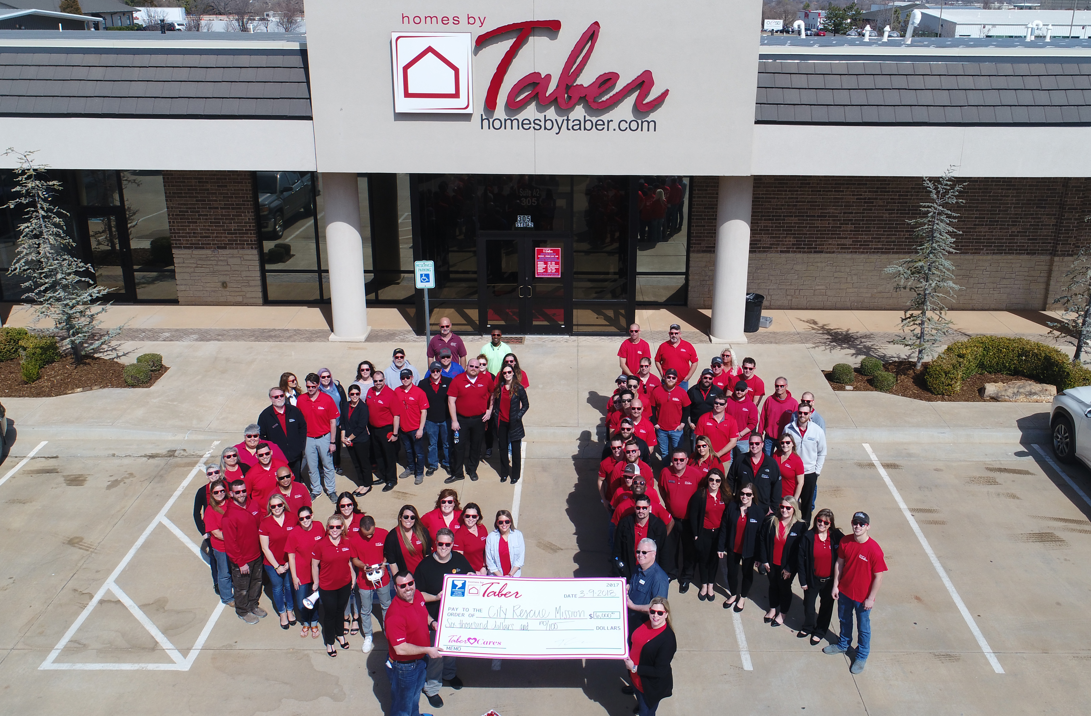 Homes by Taber Charity