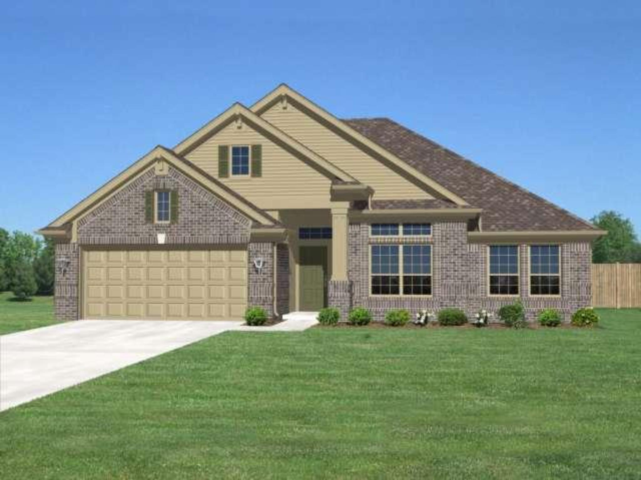 3907 painted bird lane home builders norman ok for Norman ok home builders