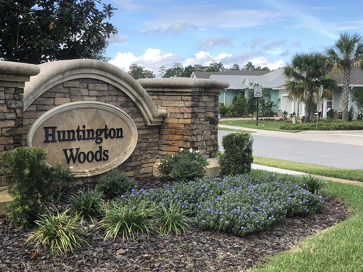 Huntington Woods Ormond Beach New Homes Holiday Builders