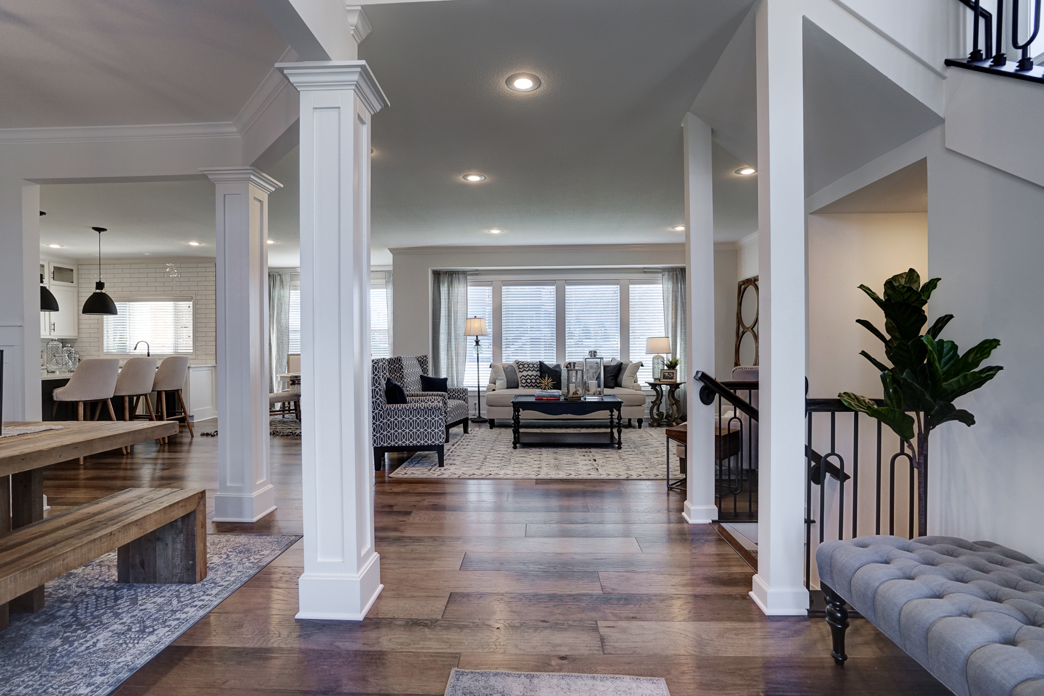 Creating Zones In… | Summit Homes KC