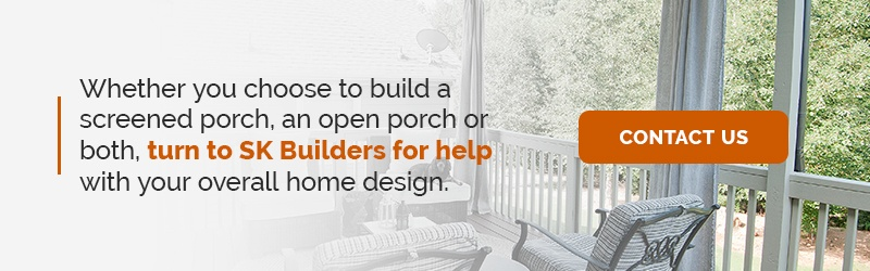 Let SK Builders Help You Design Your Home