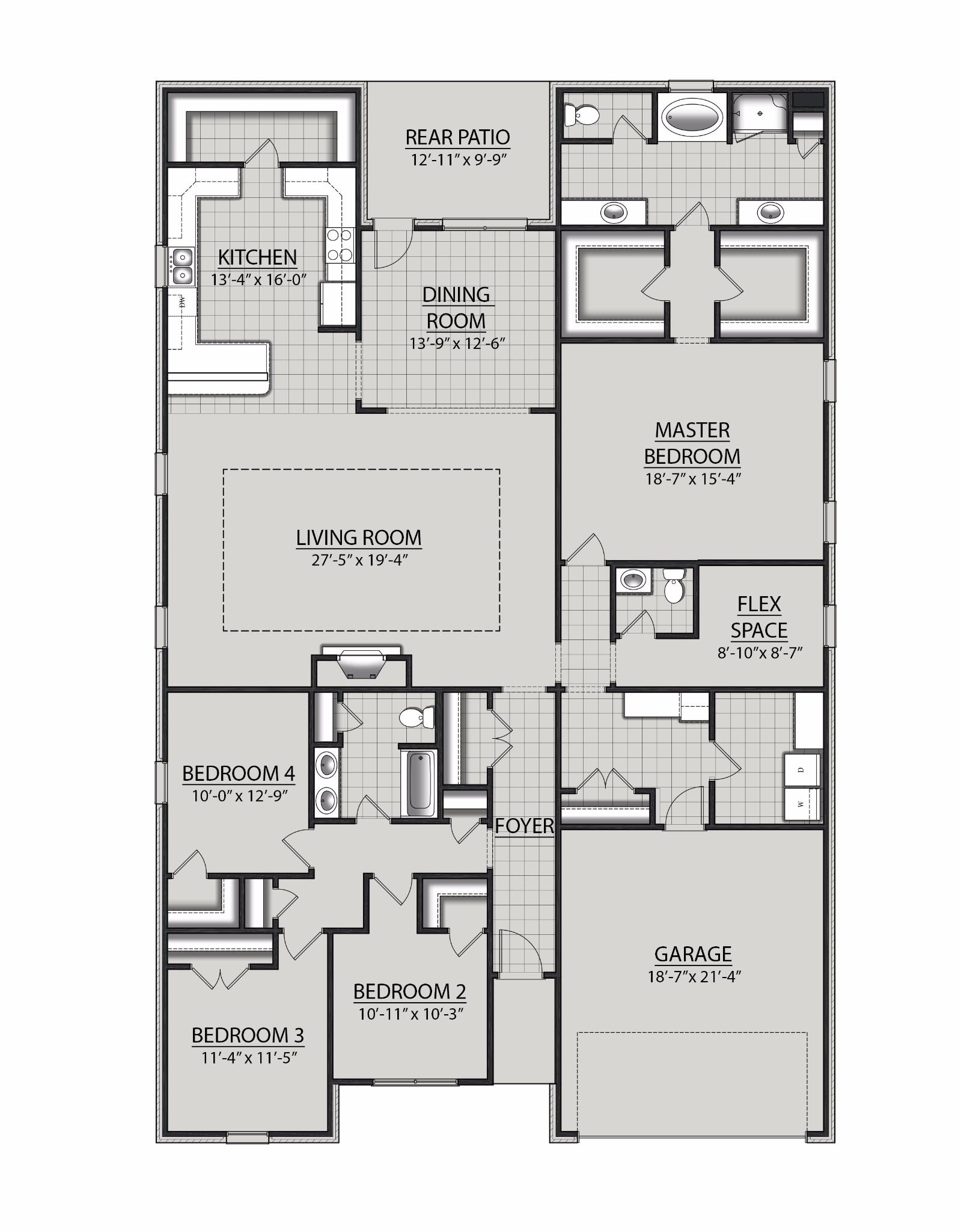 The Mimosa Ii A Dsld Homes