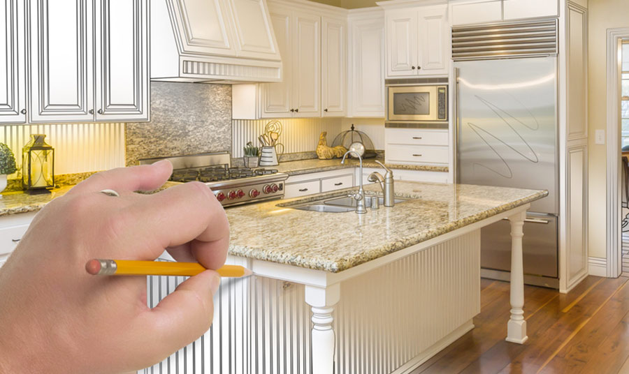 Kitchen island design tips | Tuskes Homes
