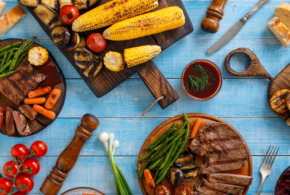 backyard cookout in your dsld home blog dsld homes