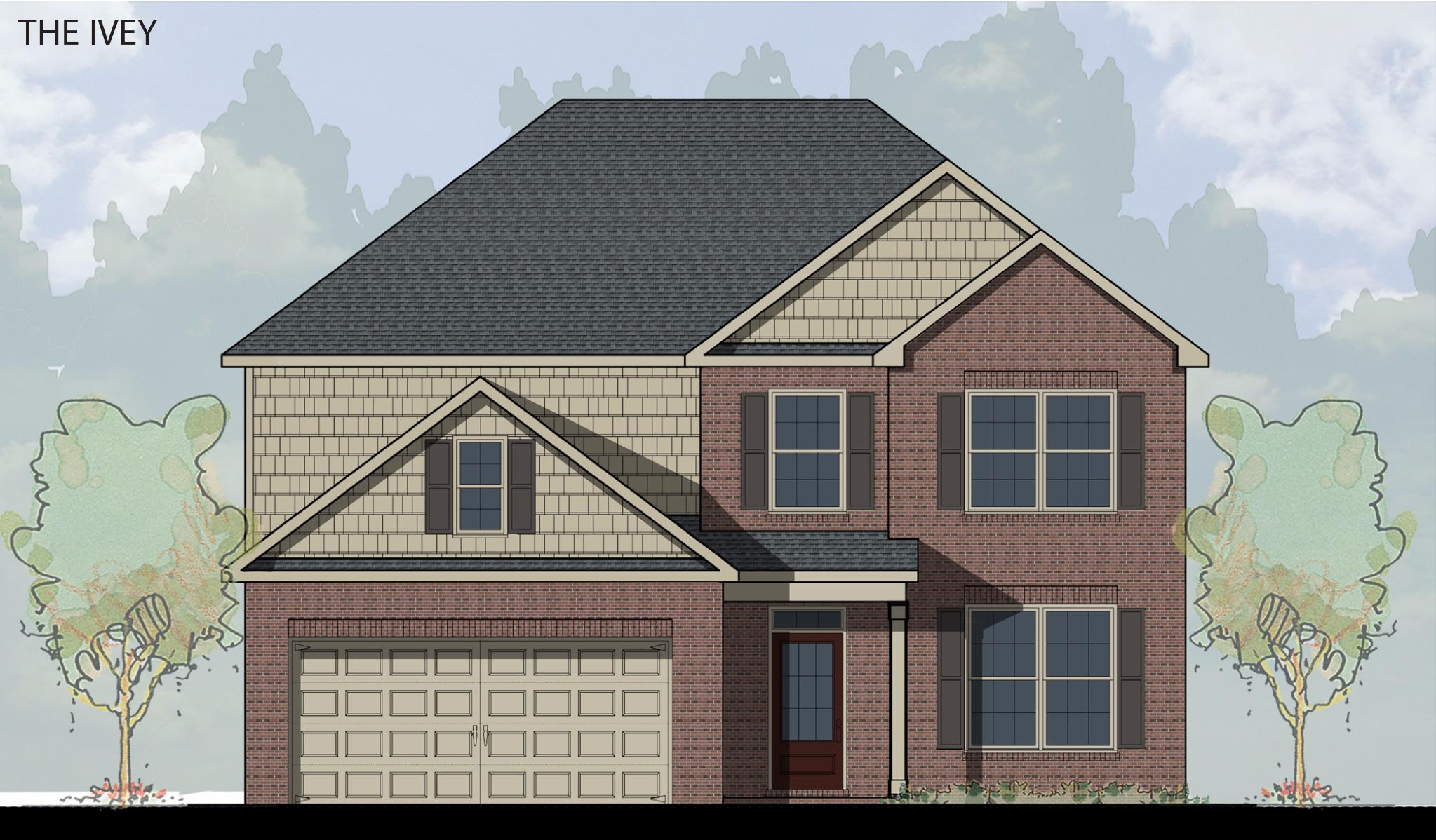 The Ivey AL New Home Construction Davidson Homes
