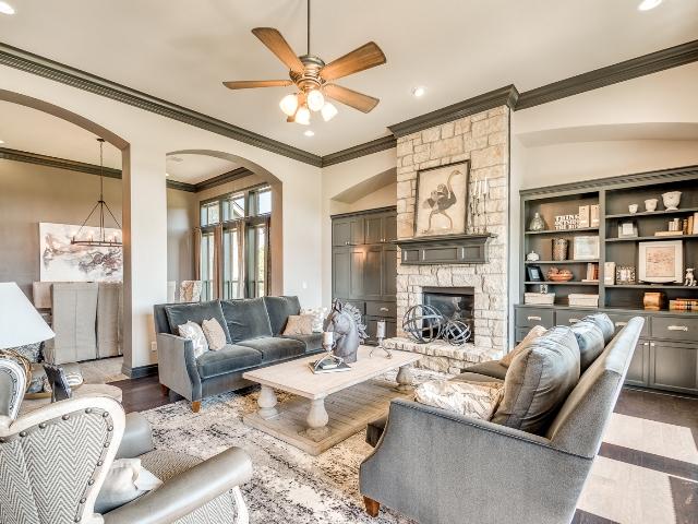 Overton Living Room