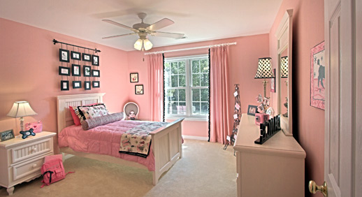 8 Decorating Ideas for Girls Rooms | Blog | Main Street Homes