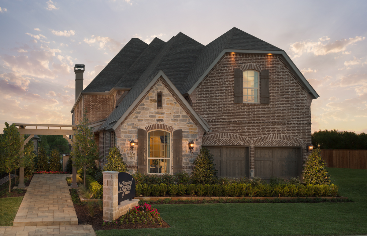 Castle Hills The Villas in Lewisville, Texas | American Legend Homes