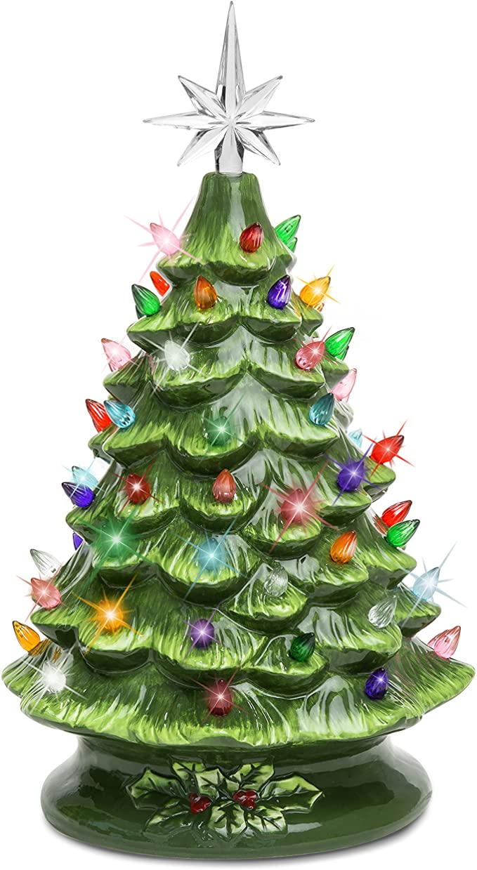 Ceramic Tabletop Christmas Tree Christmas 2020 Decorating Trends for Your New Home