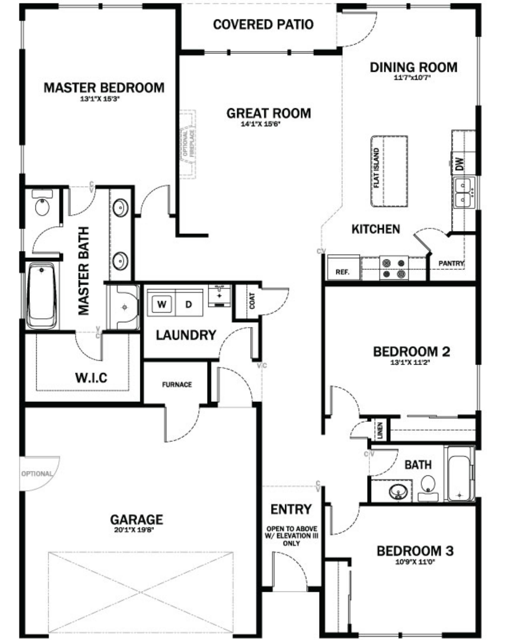 1714 Floor Plan | Washington Home Builder | Aho Construction on small cottage floor plans, new one story house plans, simple one story house plans, open one story house plans, best open floor plans, single family floor plans, single level small home plans, large single level home plans, 3 br floor plans, small modular homes floor plans, retirement one level home plans, one level floor plans, beaufort style house plans, single level open floor plans, large one level house plans, single level modular homes, one level craftsman house plans, large single level floor plans, custom one story floor plans, single level log homes,