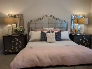 Princess Suite bedroom decor by the highly recommended Creative Interiors and Design