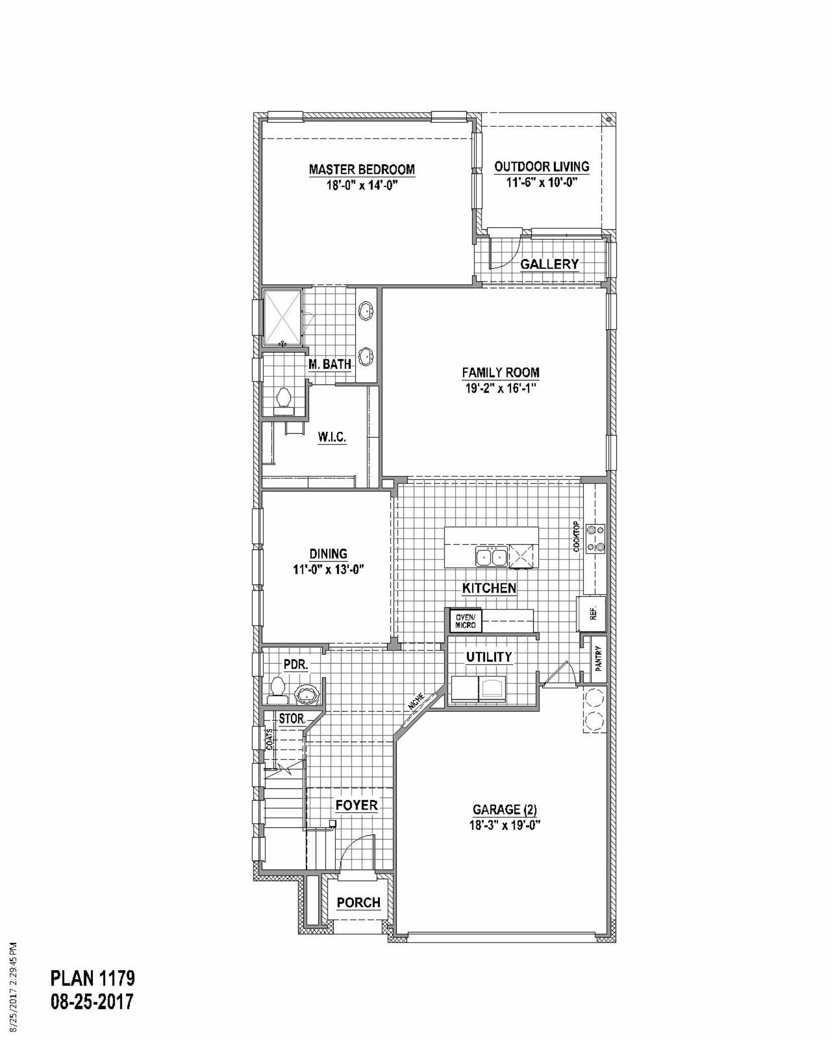1132 Ivory Horn New Home In Carrollton Txamerican