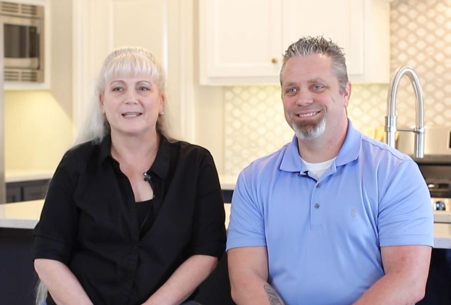 Homes by Taber Testimonial