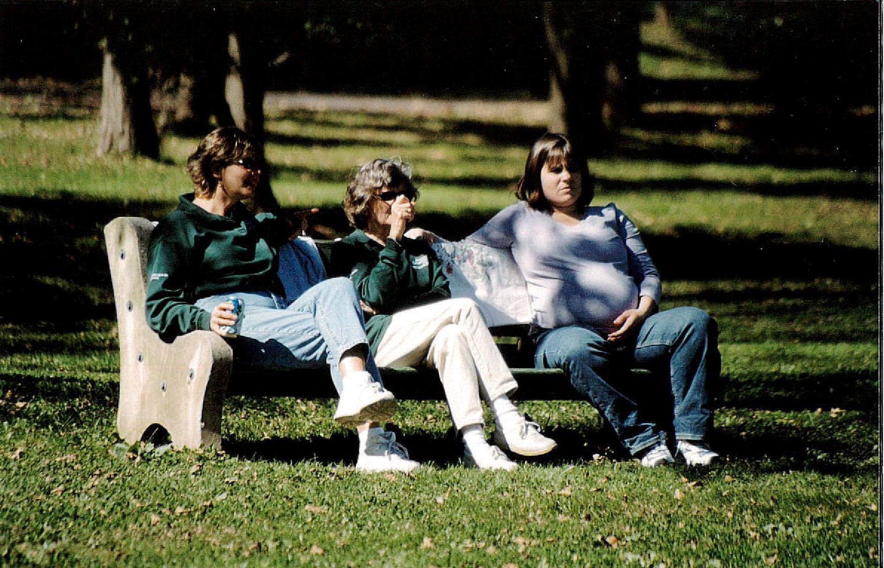 Karen, Ellie and Melanie | RC Homes Employees