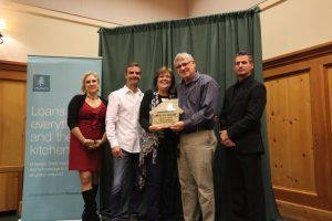 Best of Show for The Industry Choice Award and Our Happy Homeowners Vicki & Bill Pahl