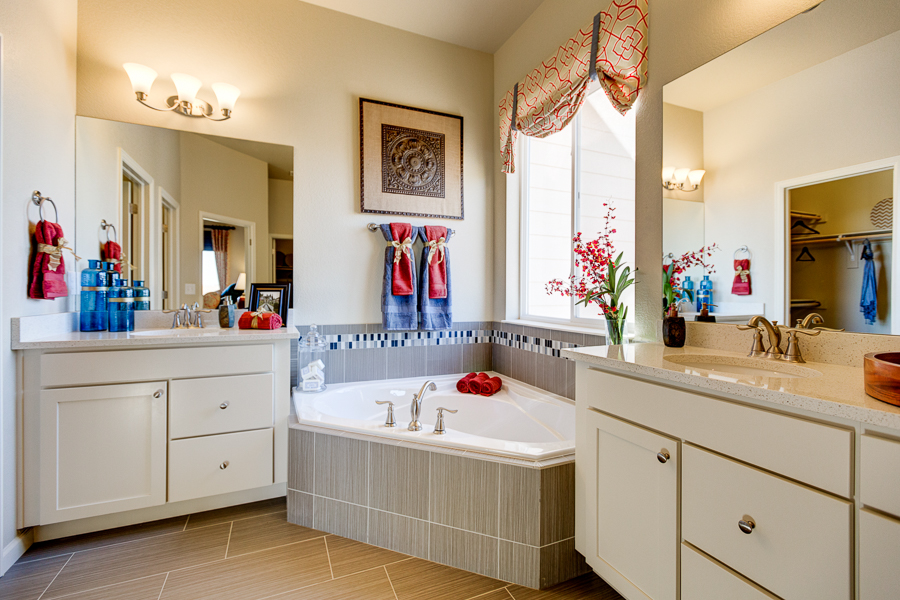How To Spruce Up Small Bathrooms Richfield Homes