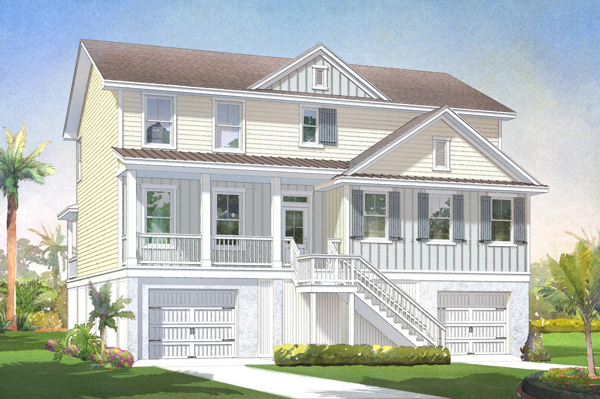 Topsail Lowcountry Elevation