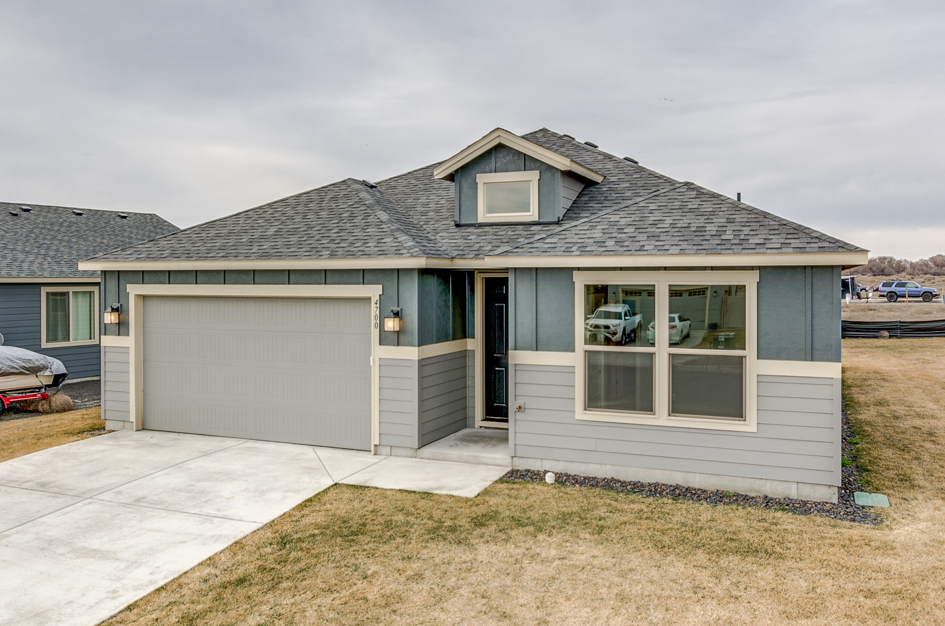 Sun Terrace Phase 4 in Moses Lake | Aho Construction