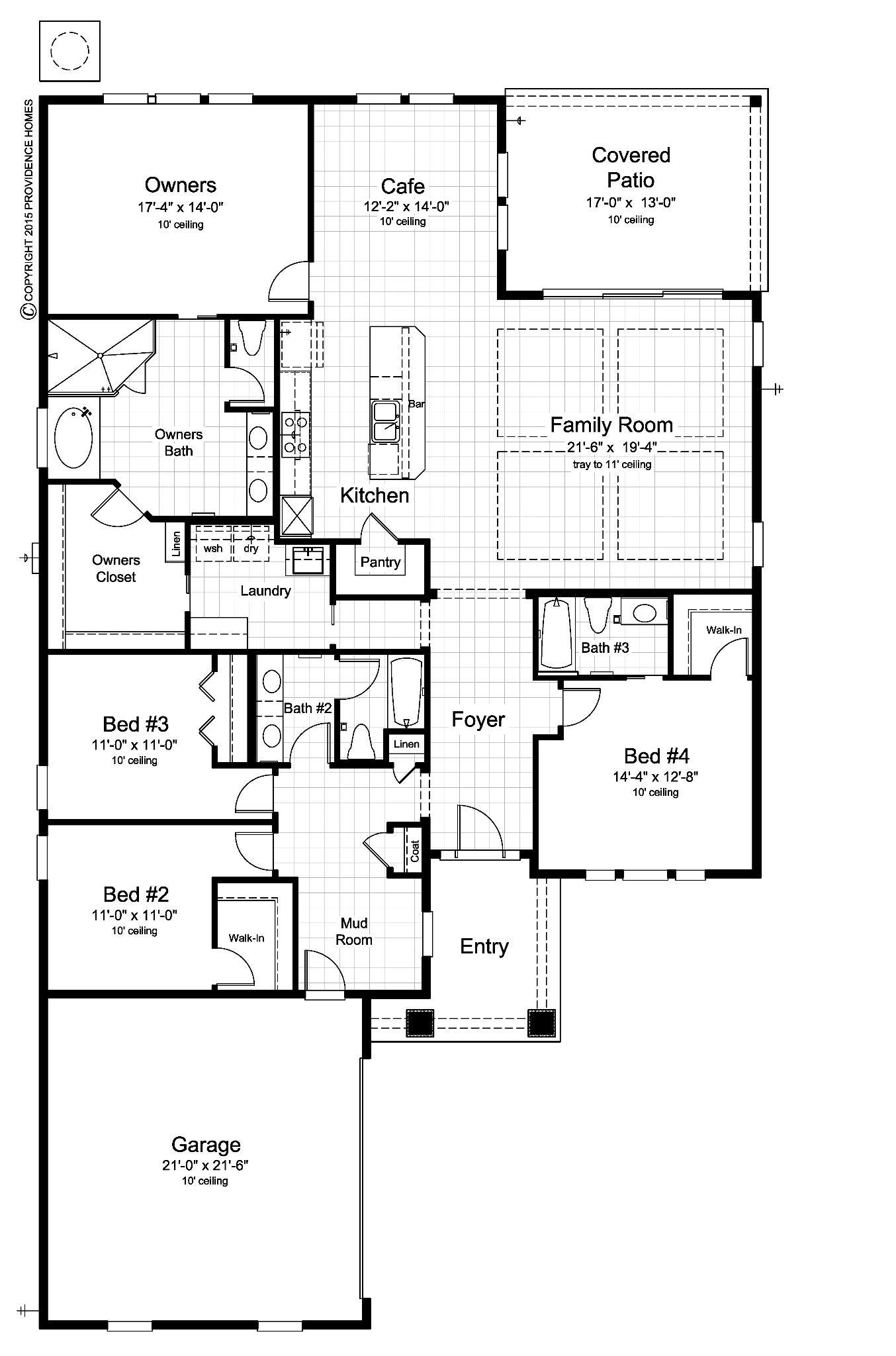 TR038 Floorplan Brochure