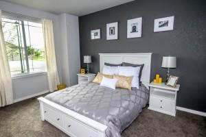 Grey Room Finished