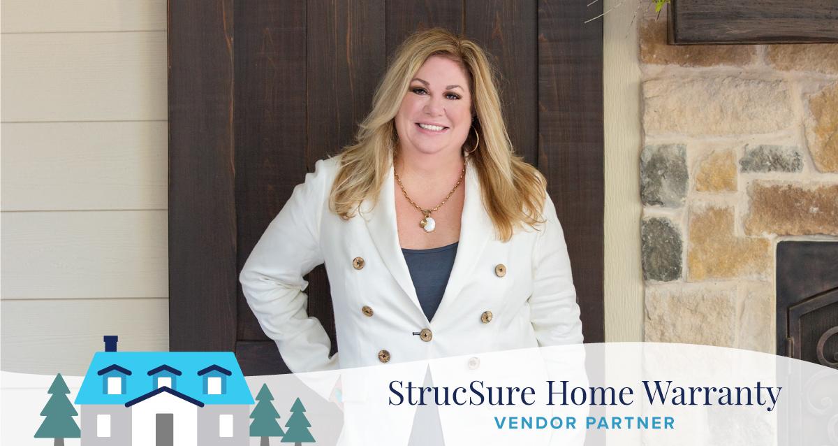 Photo of Tiffany Acree of StrucSure Home Warranty.