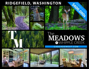 The Meadows at Whipple Creek - Gated Community