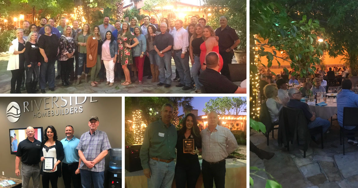 Riverside Homebuilders Company Appreciation and Awards Dinner