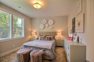 Princess Suite - 2 Large Single Hung windows for Rapunzel to let down her hair.