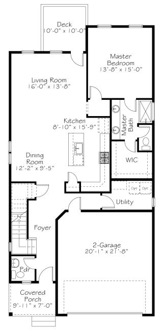 Bliss A - 1st Floor