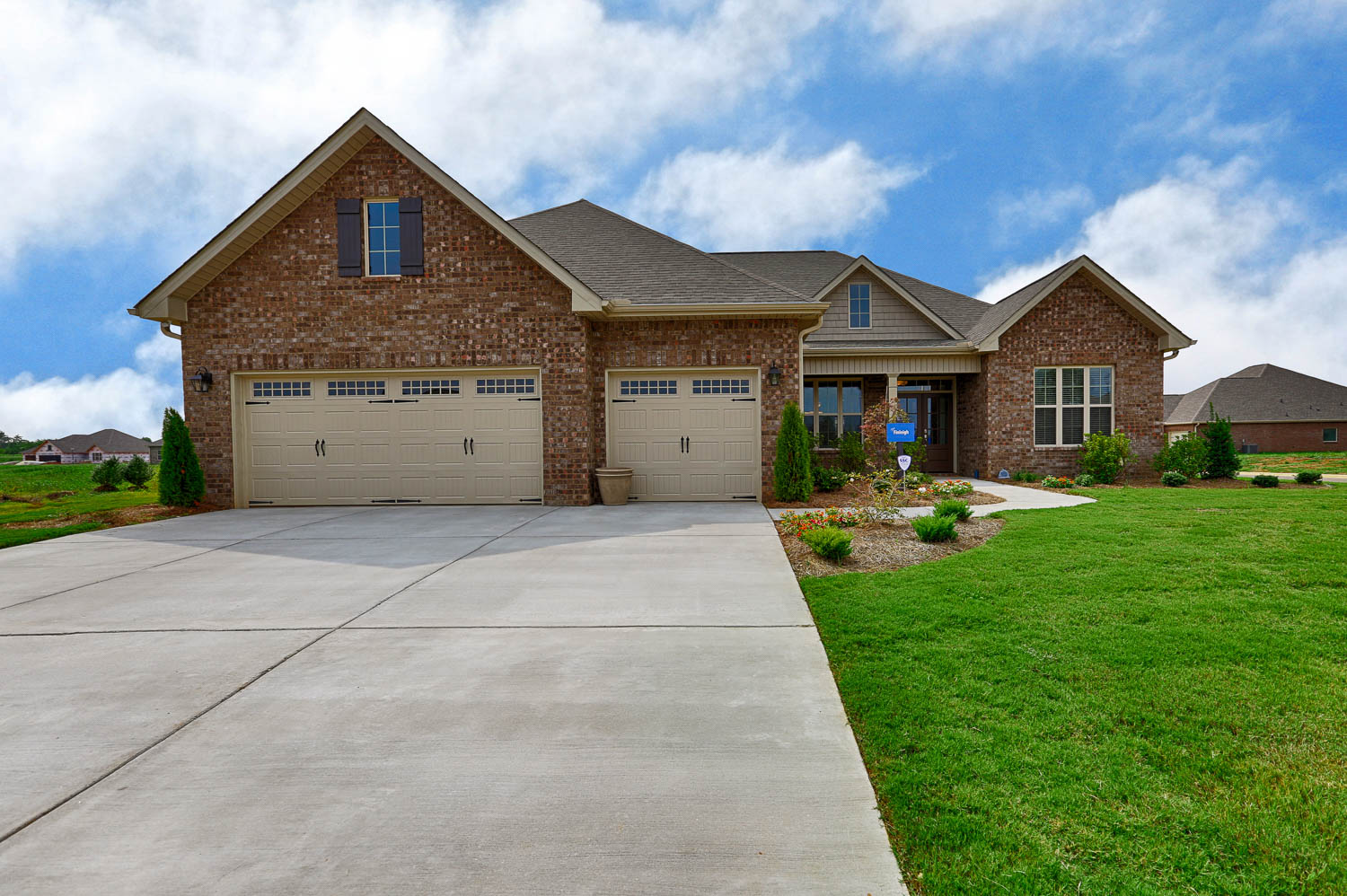 The Finleigh House Plan In Jackson Bend New Homes In