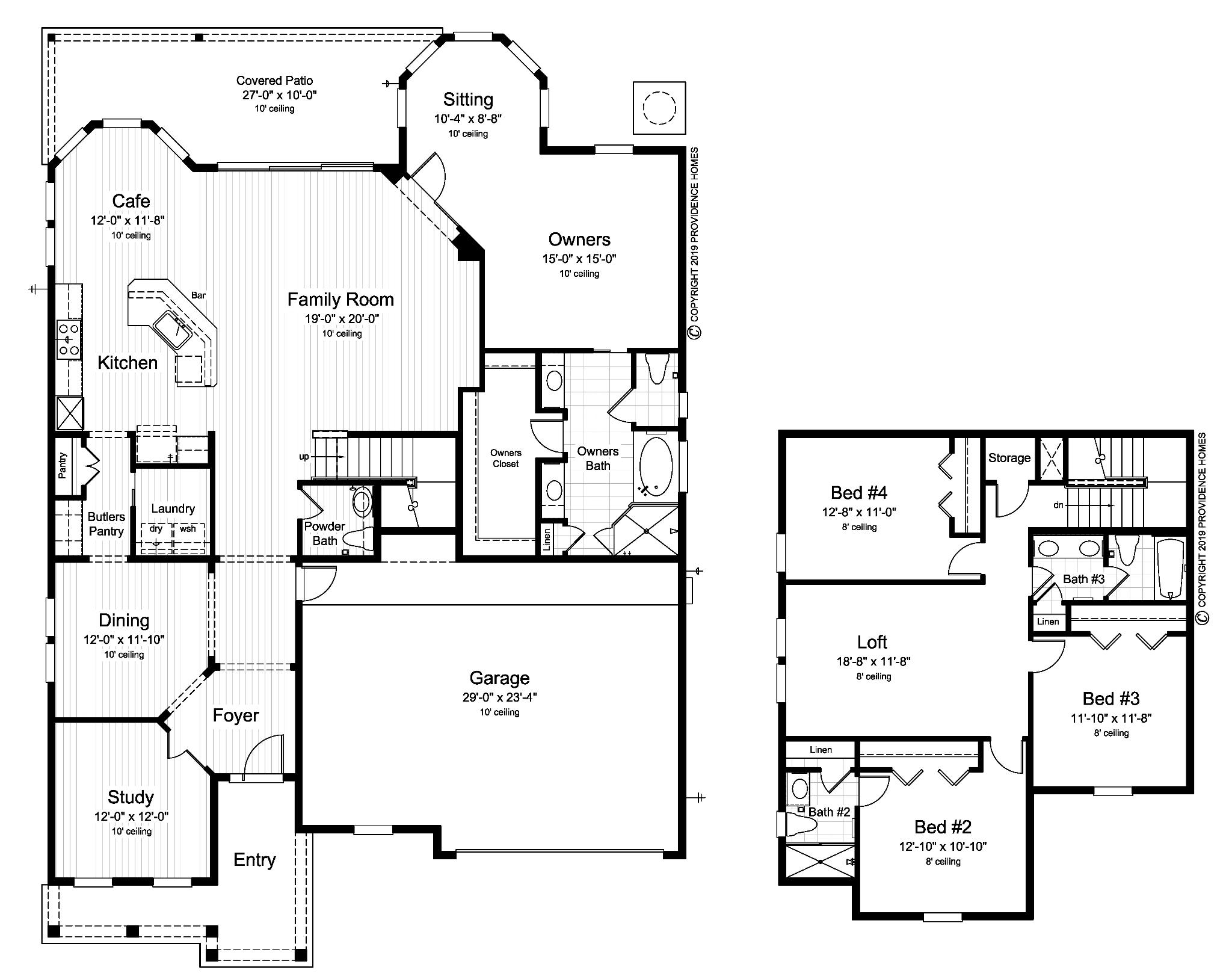 CO221 Floorplan