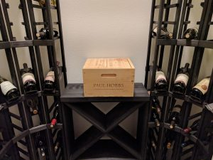 Hidden Climate Controlled Wine Room - Tucked Away Inside the Butler's Pantry